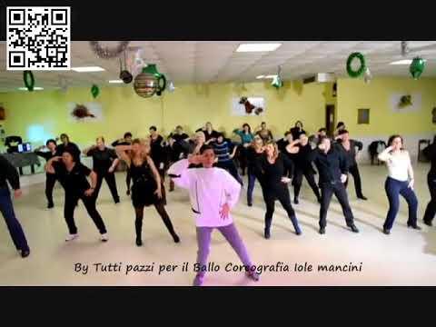 Merengue Fiesta Coreografia Iole Mancini Tut