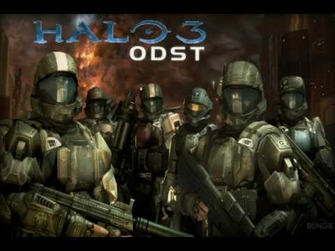 We're The Desperate Measures (ODST Theme)