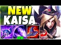 *NEW* KAISA IS NOW AN OP MAGE MID! (GIVEAWAY) HUGE Burst - League of Legends
