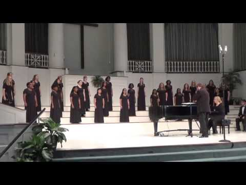 Mary Speaks - Baton Rouge Magnet High School Department of Choral Studies