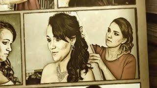 Wspaniała animacja ślubna - Movie Somnia / FIlm Marzeń