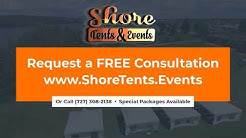 Rent Wedding Tents | Rent Wedding Chairs | Clearwater FL