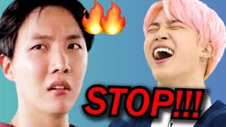 Download lagu Unique Habit of BTS J-Hope When He Gets Upset?