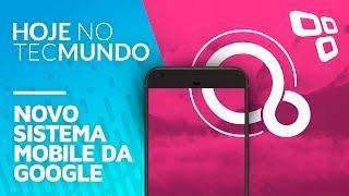 Novo sistema mobile da Google - Hoje no TecMundo