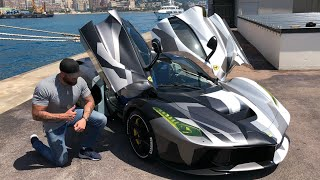 LE MISSILE !! LAFERRARI CAMOUFLAGE !! ON EMBARQUE !!