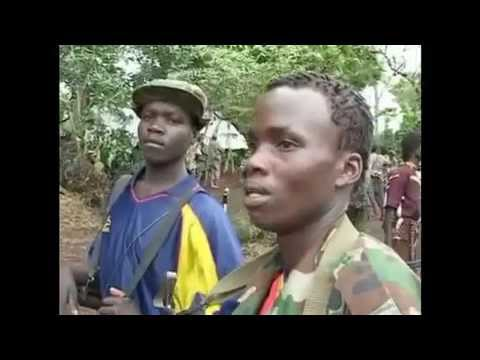 Interview with Joseph Kony of the LRA 2012