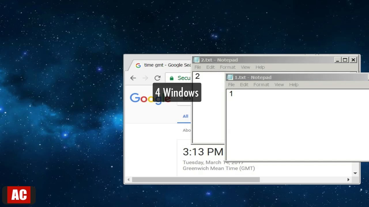 Restore Window Size and Position on Windows-WindowManager