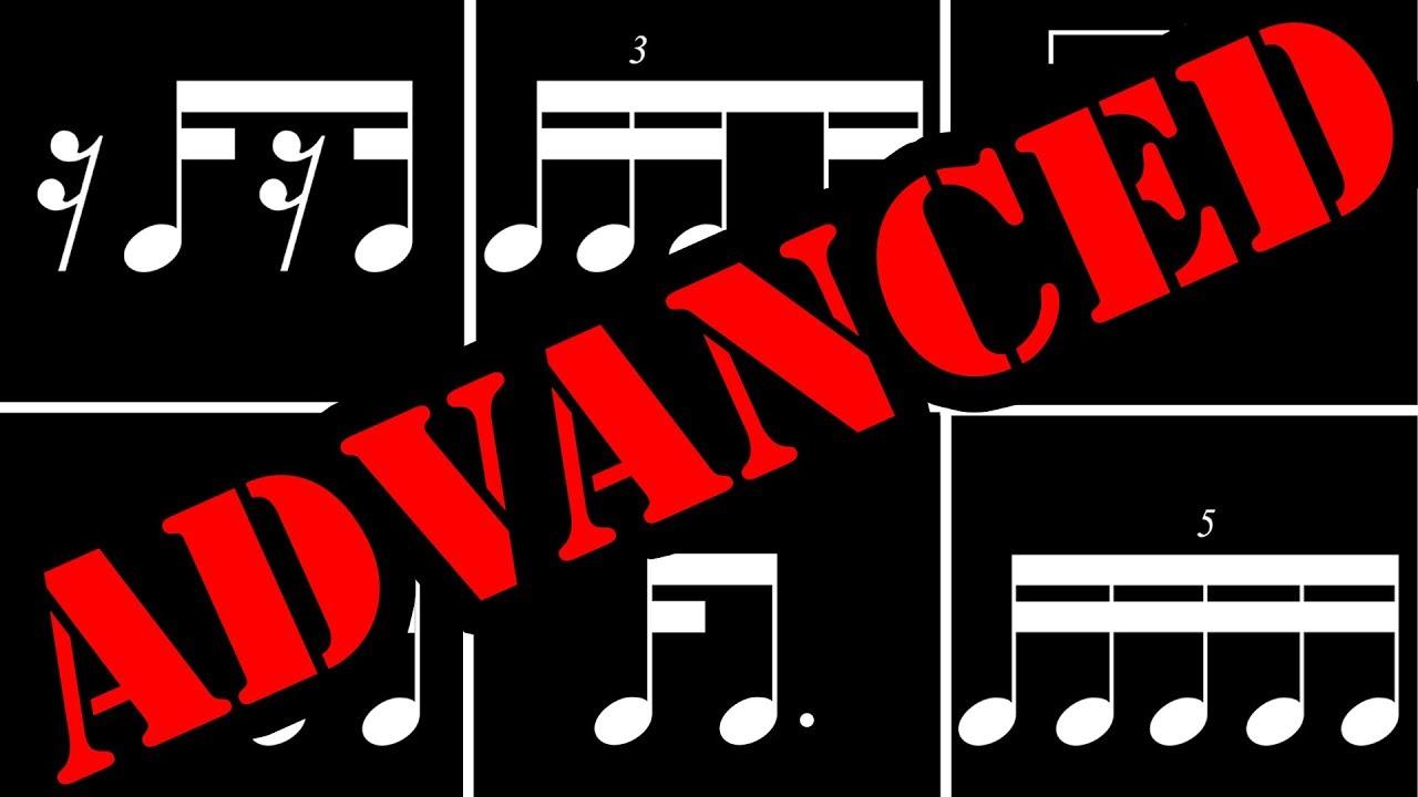 ADVANCED Rhythm Training! (Interactive Practice)