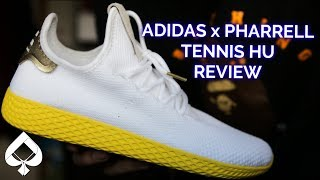 ADIDAS PHARRELL TENNIS HU REVIEW | On-Feet