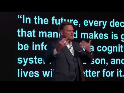 A New Era of Thinking with Cognitive Computing, with Randy Walker, Chairman & CEO, IBM Asia Pacific