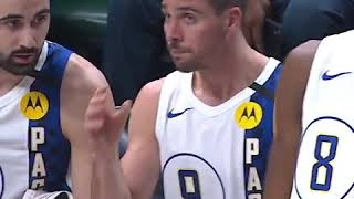 TJ McConnell Mic'd Up FULL Indiana Pacers vs Philadelphia 76ers