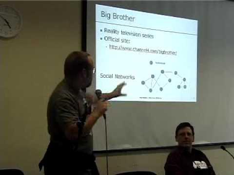 OpenTech 2005 - Blogs & Social Software