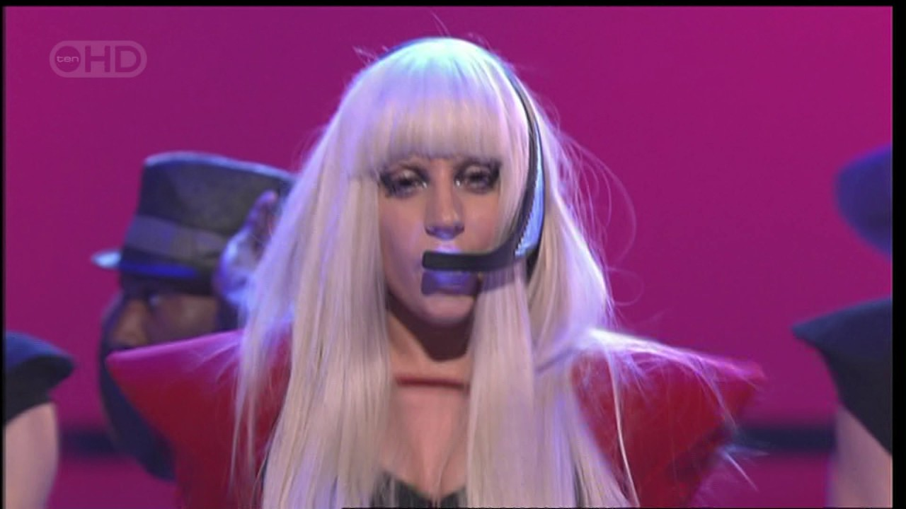 Lady Gaga Just Dance Live In So You Think You Can Dance 2008 Hd Youtube