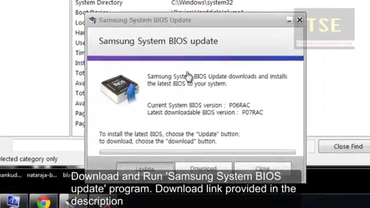 Samsung notebook drivers 300e - How To Update Bios Version In Samsung Laptop Firmware Flash Rom Micom