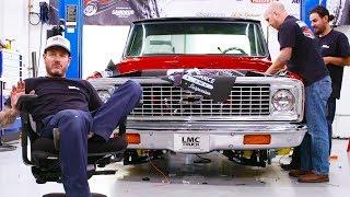 Classic Trucks Week To Wicked – Lmc C-10 Day 3