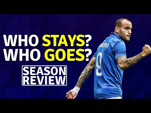Who Stays & Who Goes? | Everton Season Review 2017/18