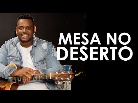 Mesa No Deserto - Samuel Messias (Cover) | Michelle Nascimento