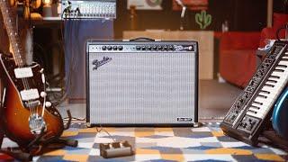 No tubes?! Fender Tone Master® Twin Reverb