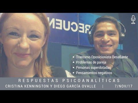 Respuestas Psicoanalíticas por Lic. Cristina Kennigton y Diego García Ovalle