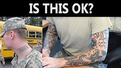 The Army's Tattoo Policy