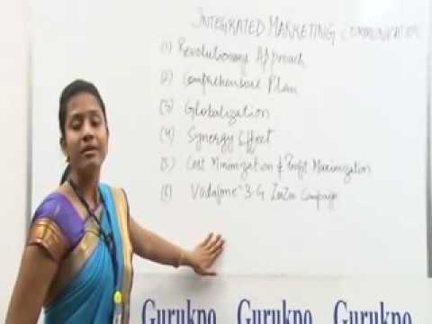 Integrated Marketing Communication (IMC)(BBA, MBA, B.Com., M.Com.) Lecture By Ms. Surbhi Mathur.