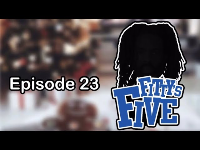 """Overtime Hustlin Presents """"Fitty's Five"""" (Week 23) #HolidaySpecial Hosted by Fitty The Ceaser"""