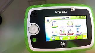 Tablet de aprendizaje para niños.