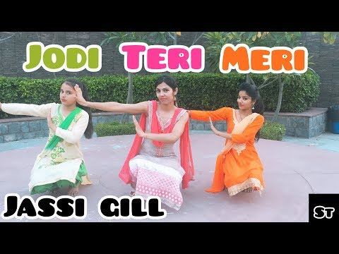 Jodi Teri Meri | Jassi Gill | Dance Cover | Desi Crew | shalu tyagi.