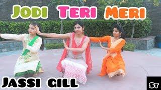 Jodi Teri Meri   Jassi Gill   Dance Cover   Desi Crew   shalu tyagi.
