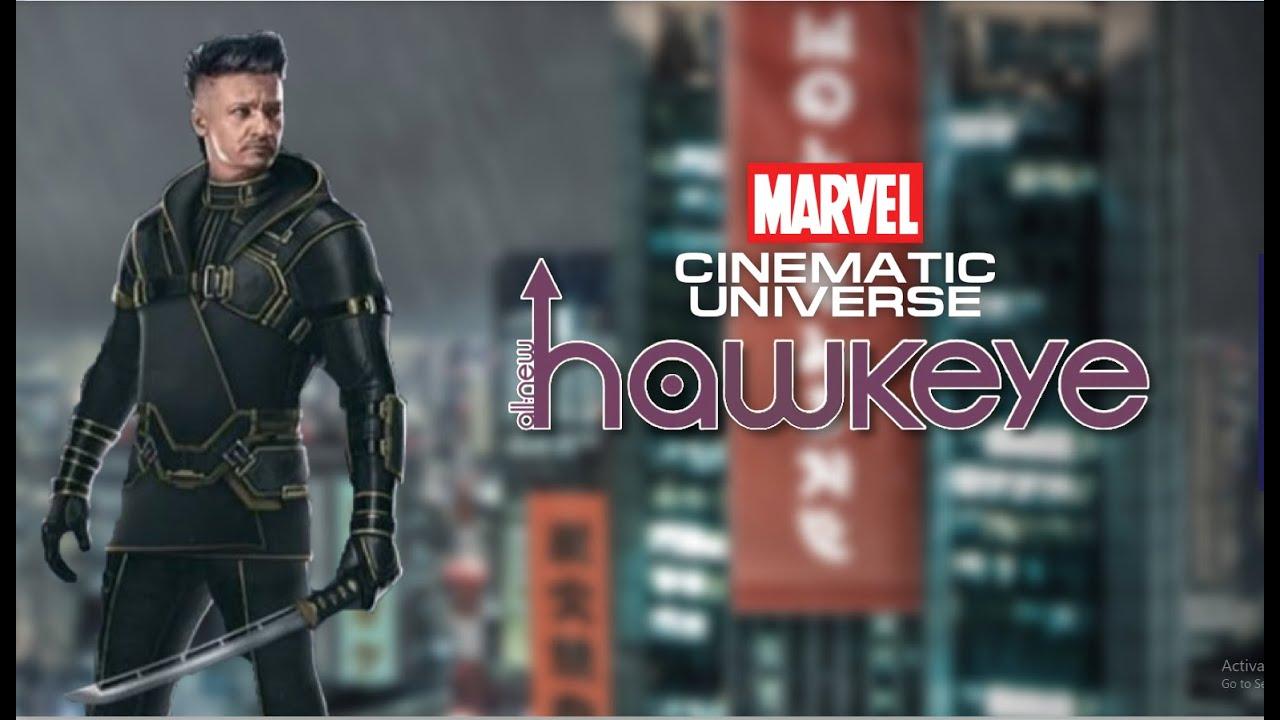 Hawkeye : Agent of S.H.I.E.L.D Trailer Sneak Peek