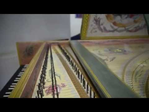 Métiers d'Art de Versailles - Facteur de Clavecin