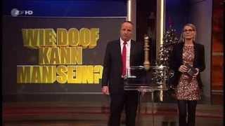ZDF Heute Show 2013 Jahresrückblick vom 13.12.13 in HD