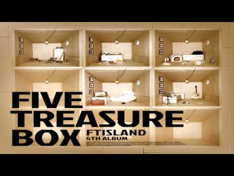FTISLAND (FT아일랜드) - Let it go! (Korean Ver.) [Vol.4 - FIVE TREASURE BOX]