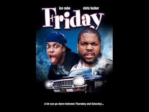 Friday (1995) Movie Review: All Time Classic Hood Movie.