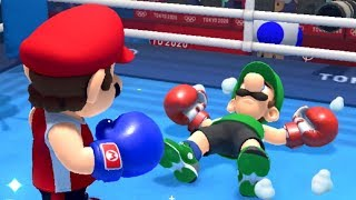 Mario and Sonic at the Olympic Games Tokyo 2020 - All Olympic Events