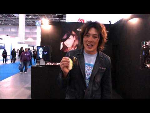 【アンチャンTV】フィッシングショーOSAKA 2014 ガンクラフト