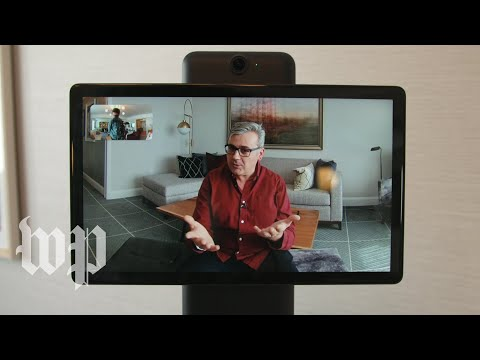 Facebook's New Video Chat Camera, Portal, Can Follow You