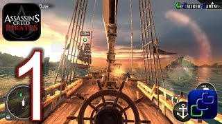 Assassin's Creed Pirates Android Walkthrough - Gameplay Part 1 - Chapter 1: A Legend is Born