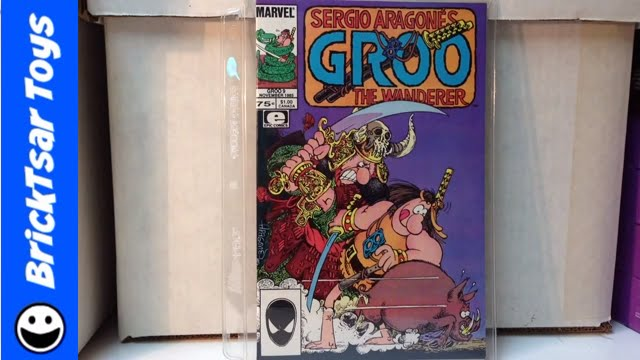 Download My Groo the Wanderer Comic Book Collection - Part 2 - More Marvel issues