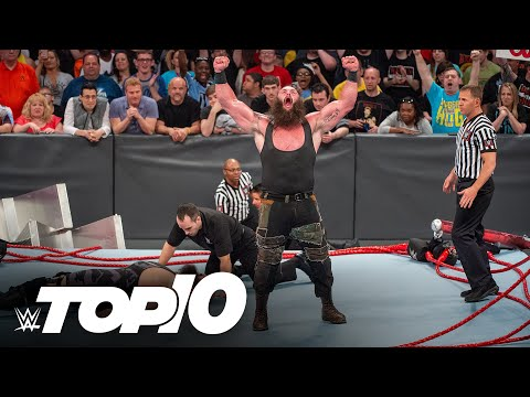 Braun Strowman battles big men: WWE Top 10, Feb. 7, 2021