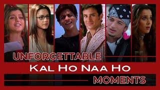 Unforgettable moments of Kal Ho Naa Ho   Shah Rukh Khan   Preity Zinta   Saif Ali Khan