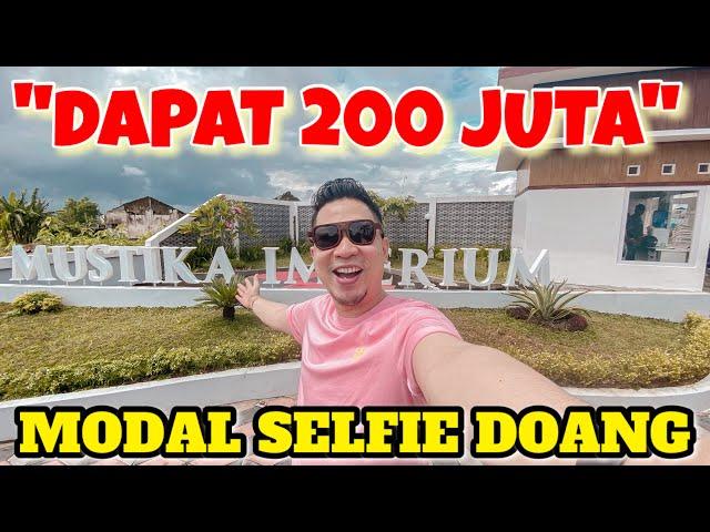 Mustika Selfie Contest live