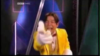 ダンディ坂野さんの金字塔、ゲッツ!