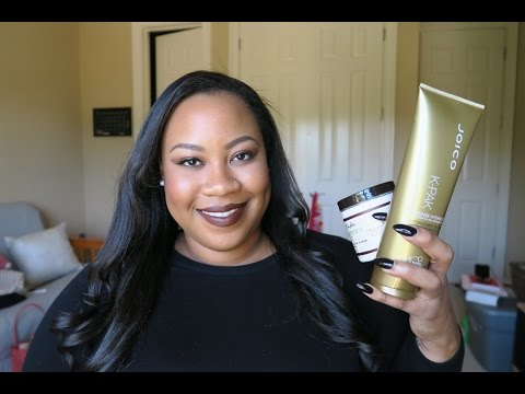 Favorite Haircare Products for Healthy, Relaxed Hair!