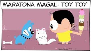 Mônica Toy | Maratona Magali Toy Toy  🍉