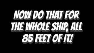 Life of a Deck Hand: Polishing the Ship