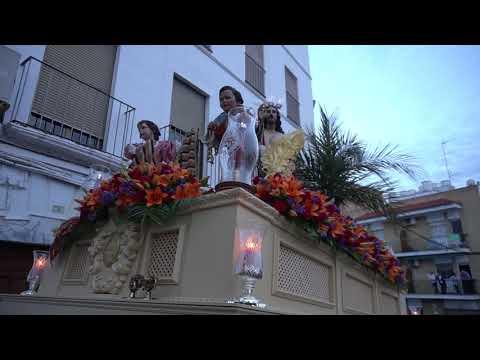 Borriquita 2019 Cuesta Santo Cristo