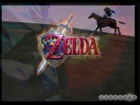 Ocarina of Time - Windmill Theme Jazz Cover
