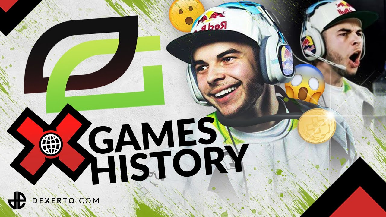 How Nadeshot made X-Games History with OpTic CoD - Mini-Documentary