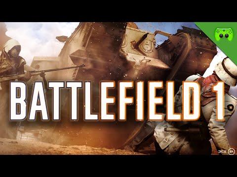 PAPA FÄHRT PANZER 🎮 Battlefield 1 Alpha #4